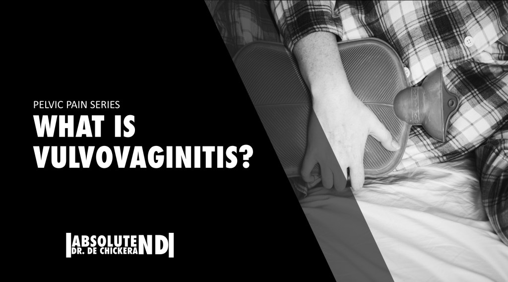 blog post for article about vulvovaginitis