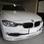 BMW3シリーズデントリペア