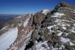 Choss-pinnacles south of Summit