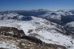 Plateau east of Summit