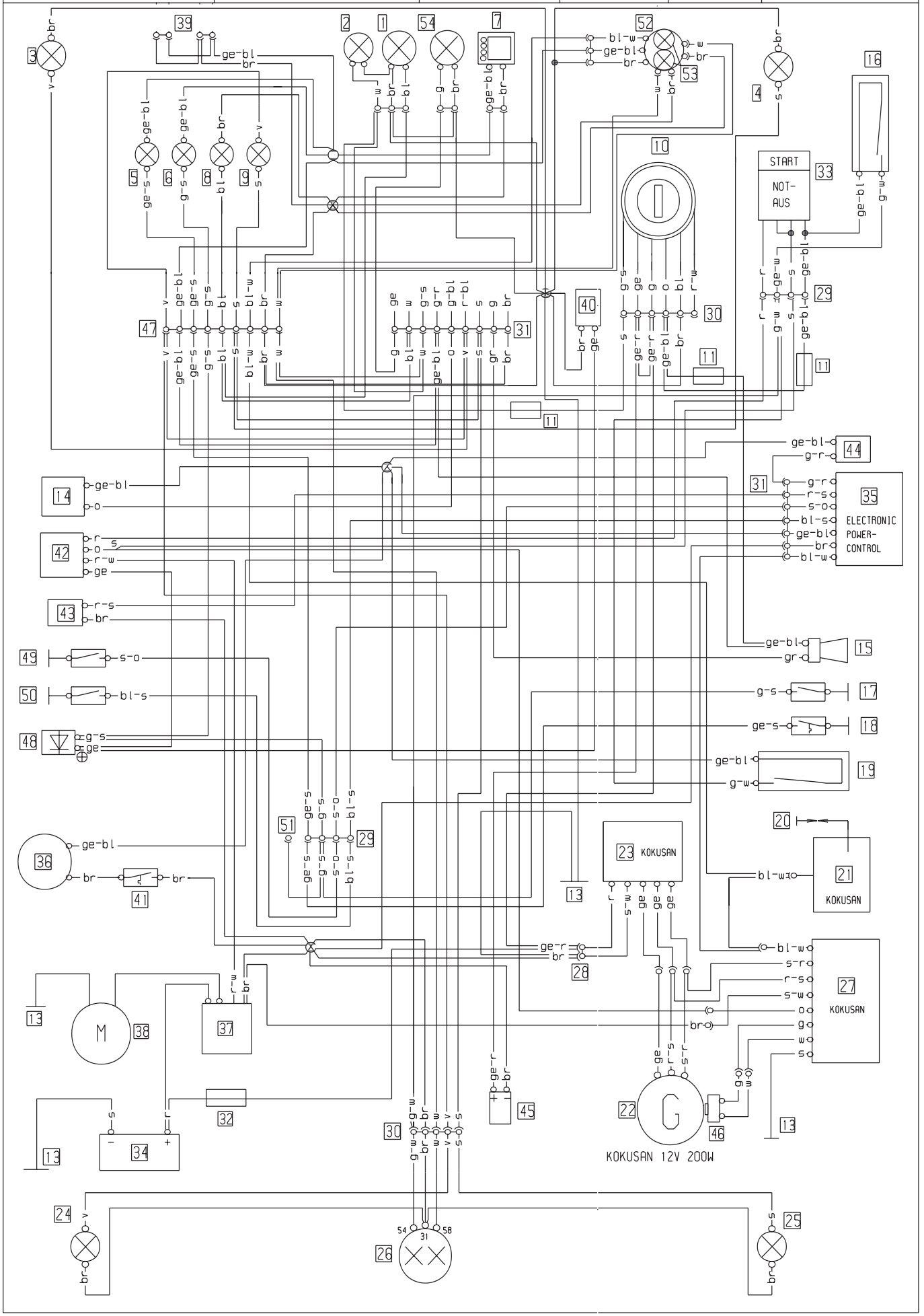 Ktm 400 Wiring Diagram