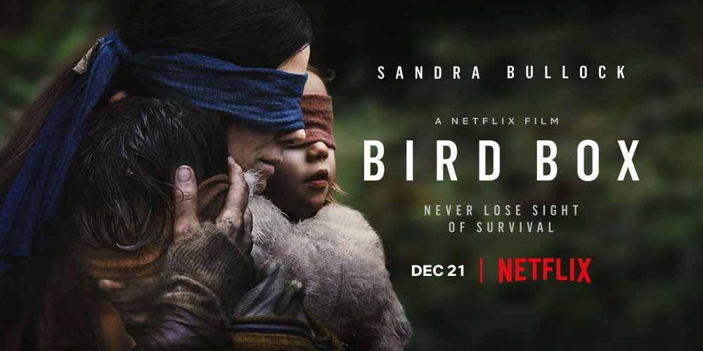 蒙上你的眼 Bird Box 【高清电影完整版 Full Movie】