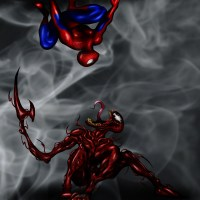 Spiderman vs Carnage