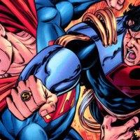 Superman vs Superman Prime