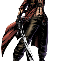 Dante vs Akame
