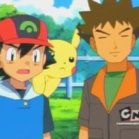 Brock vs Ash