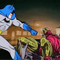 Batman vs Green Goblin