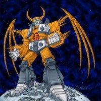 Simon (Gurren Lagann) vs Unicron