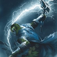 Ronan the Accuser vs Thor