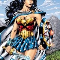 Wonder Woman vs Goku