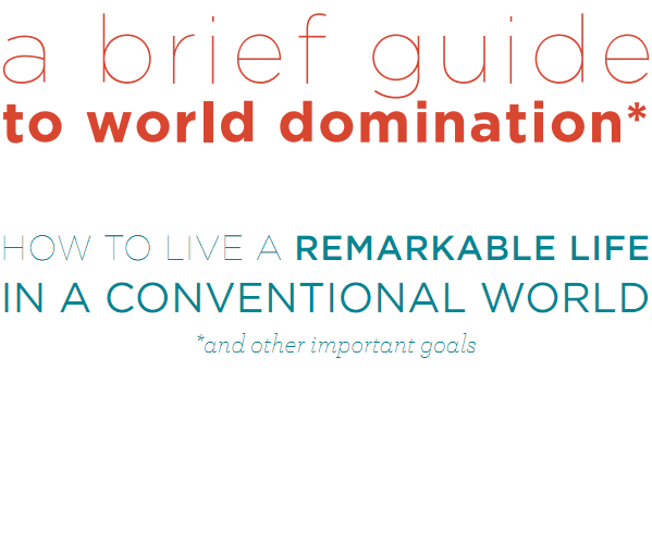 Book Review: A Brief Guide to World Domination