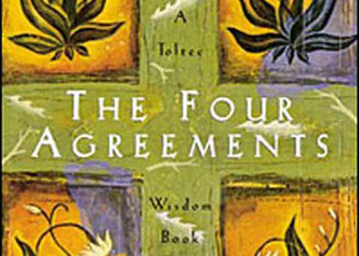 Book Review The Four Agreements Dre Baldwin Work On Your Game Inc