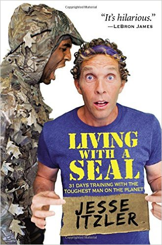 Book Review: Living With A Seal by Jesse Itzler (@the100MileMan)