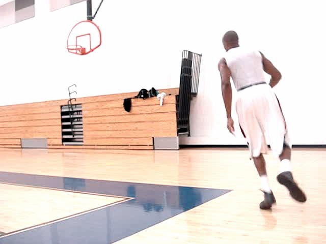 Behind Back, 2-Step Crossover Pullup