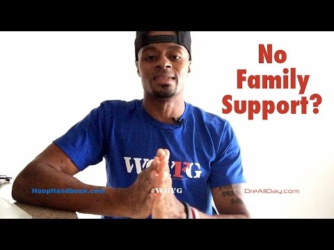 VIDEO: When Parents & Family Don't Support Your Goals