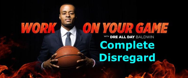 DreAllDay Show Work On Your Game Grant Cardone TV copy