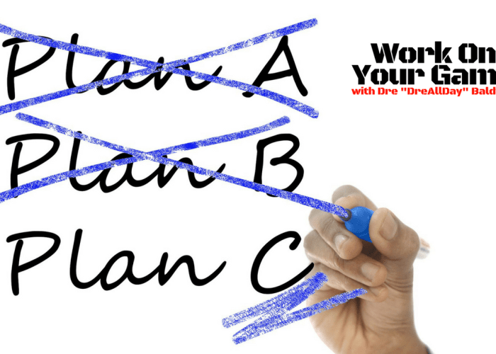 #561: Things Will NOT Go As Planned: Here's How To Prepare Mentally [WOYG Podcast]