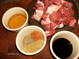 Mutajjanat spices