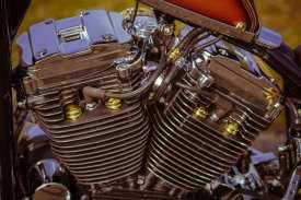 Der Evo-Motor wurde einer kompletten Revision unterzogen
