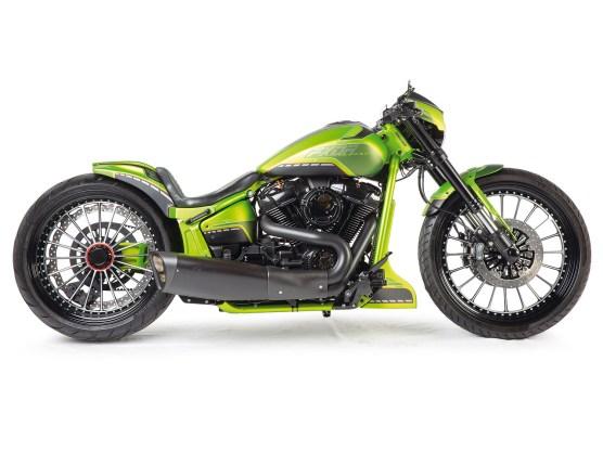 Harley-Davidson FXDR – Zweieiige Zwillinge