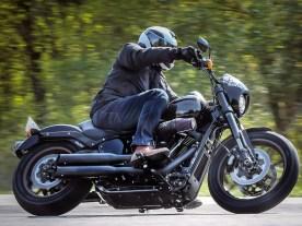 Die stärkste Harley, die der Autor je gefahren ist