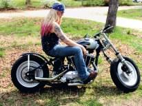 Diese Frau hat die Vision von ihrem eigenen Bike konsequent umgesetzt
