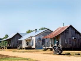 Die ehemaligen Hütten der Schwarzen werden heute teuer als Hotel vermietet