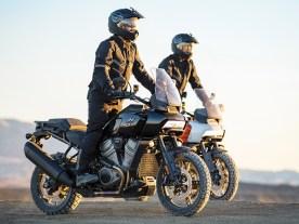 Mit der Pan America stellt Harley ein komplett neues Motorenkonzept vor. Daten und Fakten über die Neuheit