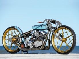Das Design der Räder stammt aus der BMX-Szene