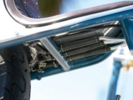 Gummisegmente in den Ölleitungen verhindern Vibrationsbrüche