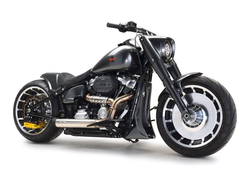Harley-Davidson Fat Boy – No Limit Boy