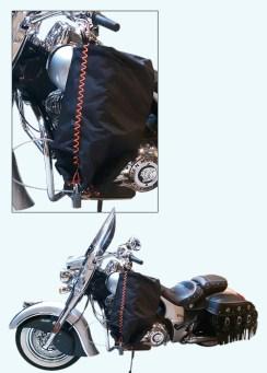 Helm Guard und Bike Wächter kombiniert