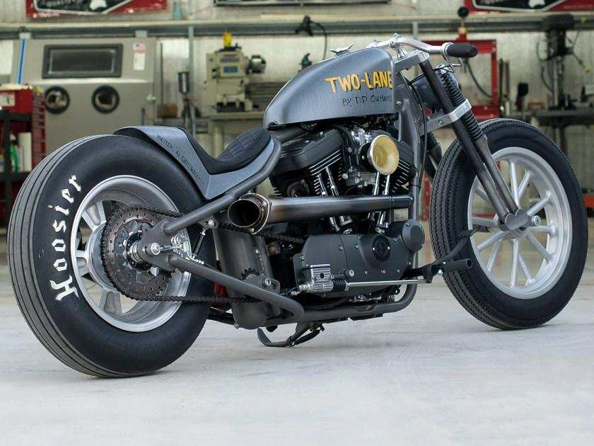 Harley-Davidson 1200 Sportster – Two Lane Blacktop