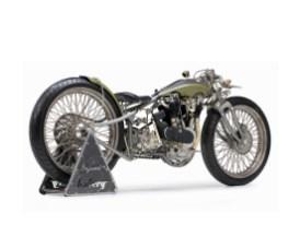 """Die beiden 23-Zoll- Räder sind """"made in Germany"""", sie wurden von TTS auf Maß gefertigt"""