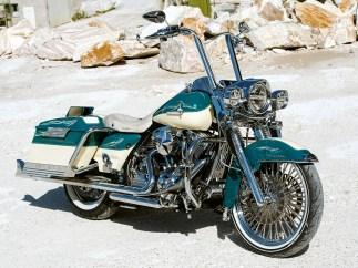 """""""Ich wollte das Bike in einen Schlitten im California-Style verwandeln"""""""