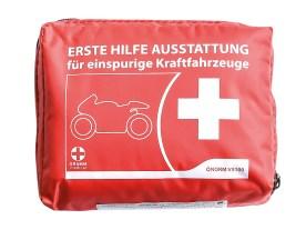 Maße L / B / H (cm): 16 / 6 / 11 Gewicht: 273 g Verpackung: Nylontasche mit Reißverschluss Inhalt: nach ÖNORM V5100, Gramm-Produkte in Kunststoffbeutel, auch in DIN 13167 erhältlich Preis: 9,99 Euro Bezugsquelle: Fachhandel