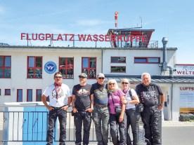 """Auf der 950 Meter hohen Wasserkuppe gab es von 2009 bis 2014 ein schönes Harley-Treffen, den """"Friendship Ride"""""""