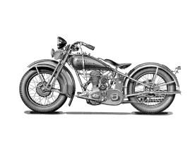 Das Bauprinzip des 30,50-cui-Motors war ebenso einfach wie zuverlässig