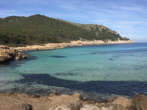 Mallorca Cala Moltó
