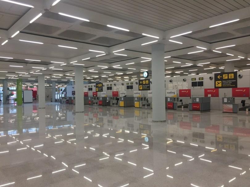 Flughafen Palma de Mallorca Terminal