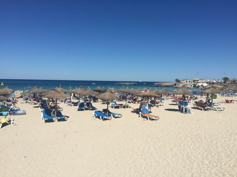 S'Illot Strand Mallorca