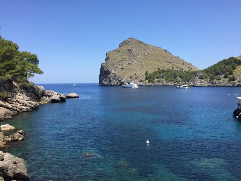 Sa Calobra Mallorca Balearen