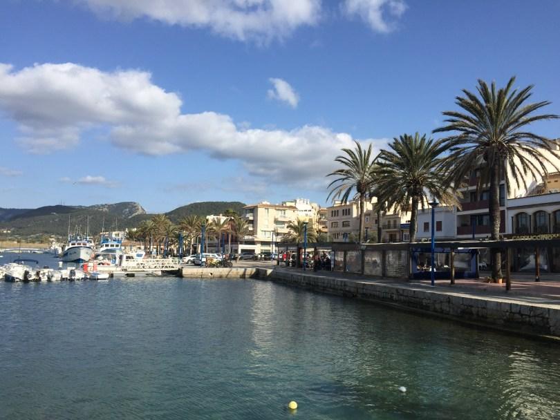 Mallorca Port de Andtratx Ort der Reisen und Schönen