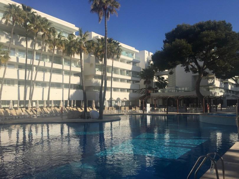 Hotel Iberostar Cristina an der Playa de Palma