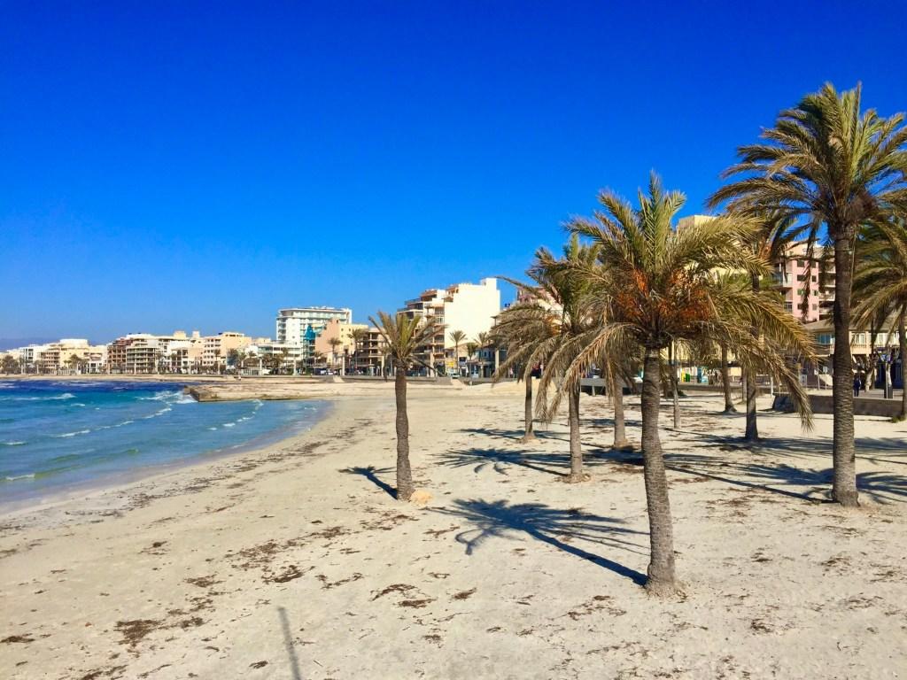 Mallorca Pauschalreise an der Playa de Palma