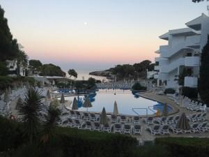 Das Interhotel Esmeralda Park in Cala d'Or.