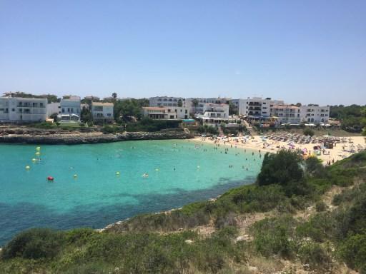 Strand Cala Marstall auf Mallorca