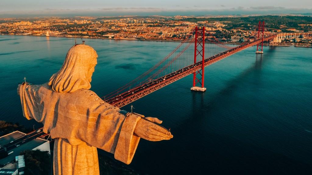 Christ the King_ Lisbon_ Portugal