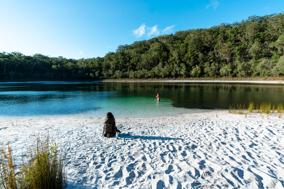 Fraser Island Holiday in Queensland