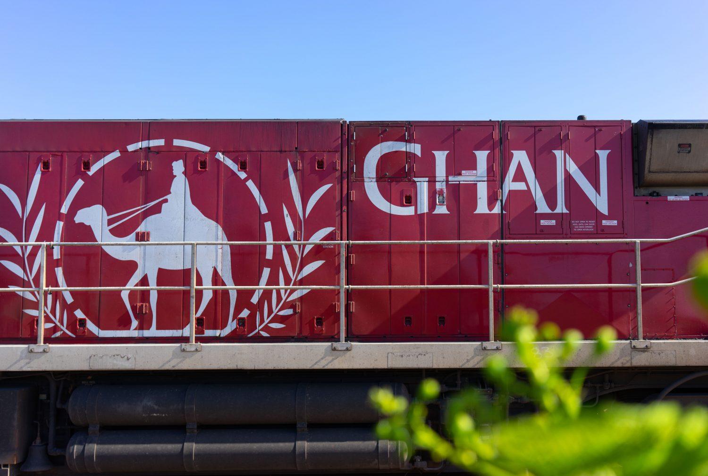 The Ghan
